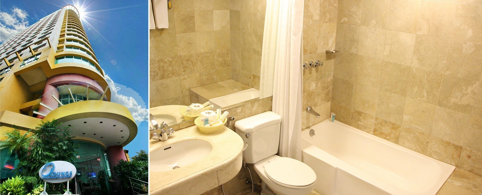 Best Western Oxford Suites Makati-bathroom