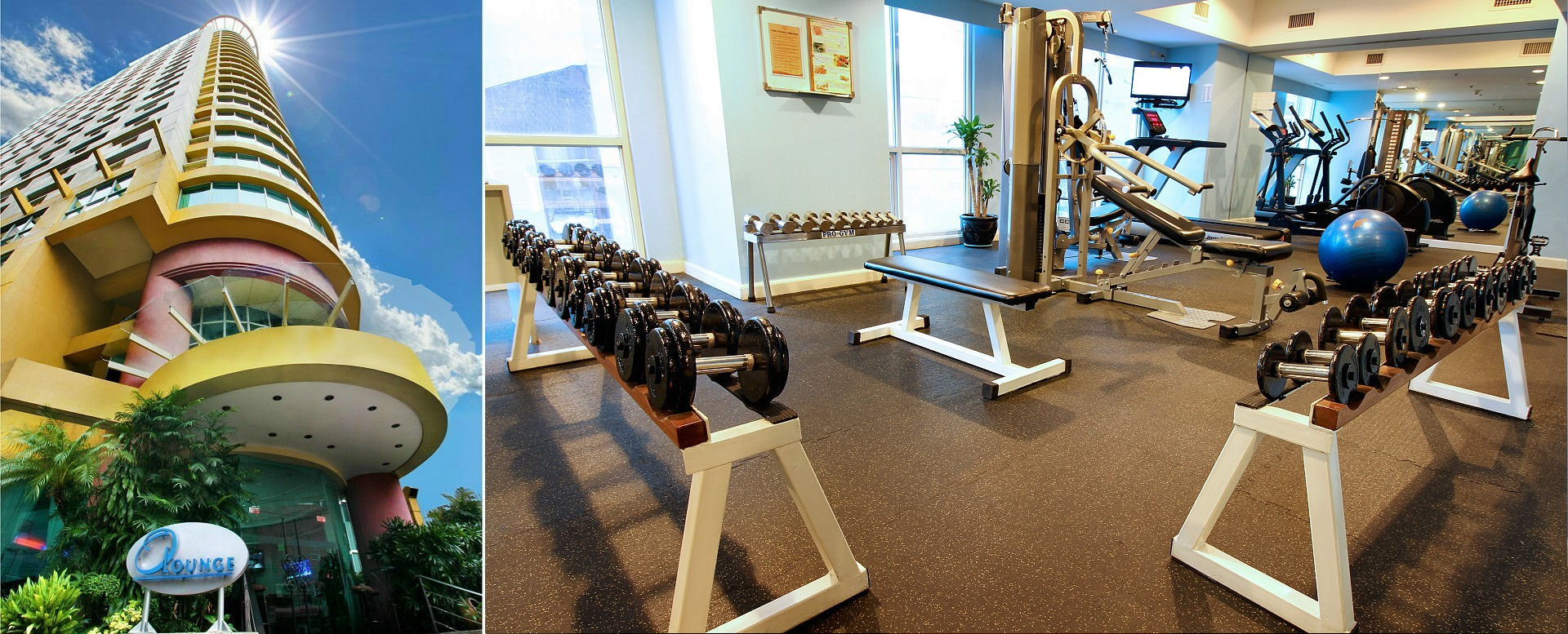 Best Western Oxford Suites - Fitness Room